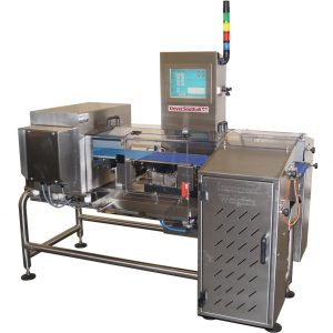 DS300S Checkweigher Metal Detector Combi Unit