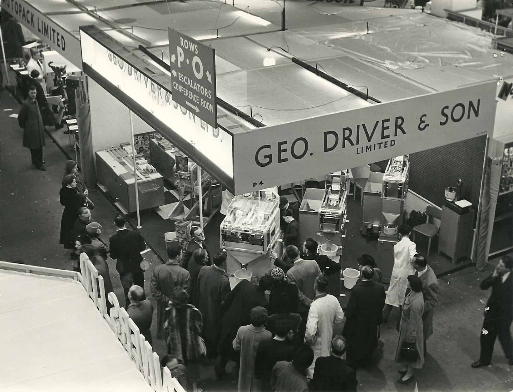 Geo Driver and Son 1957