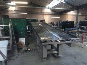 Vibratory Laning Conveyor