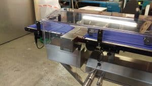 DS300S High Speed Checkweigher Upflap