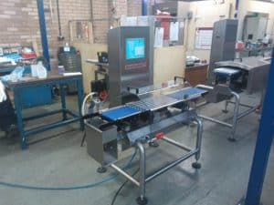 DS300S Mailing Checkweigher