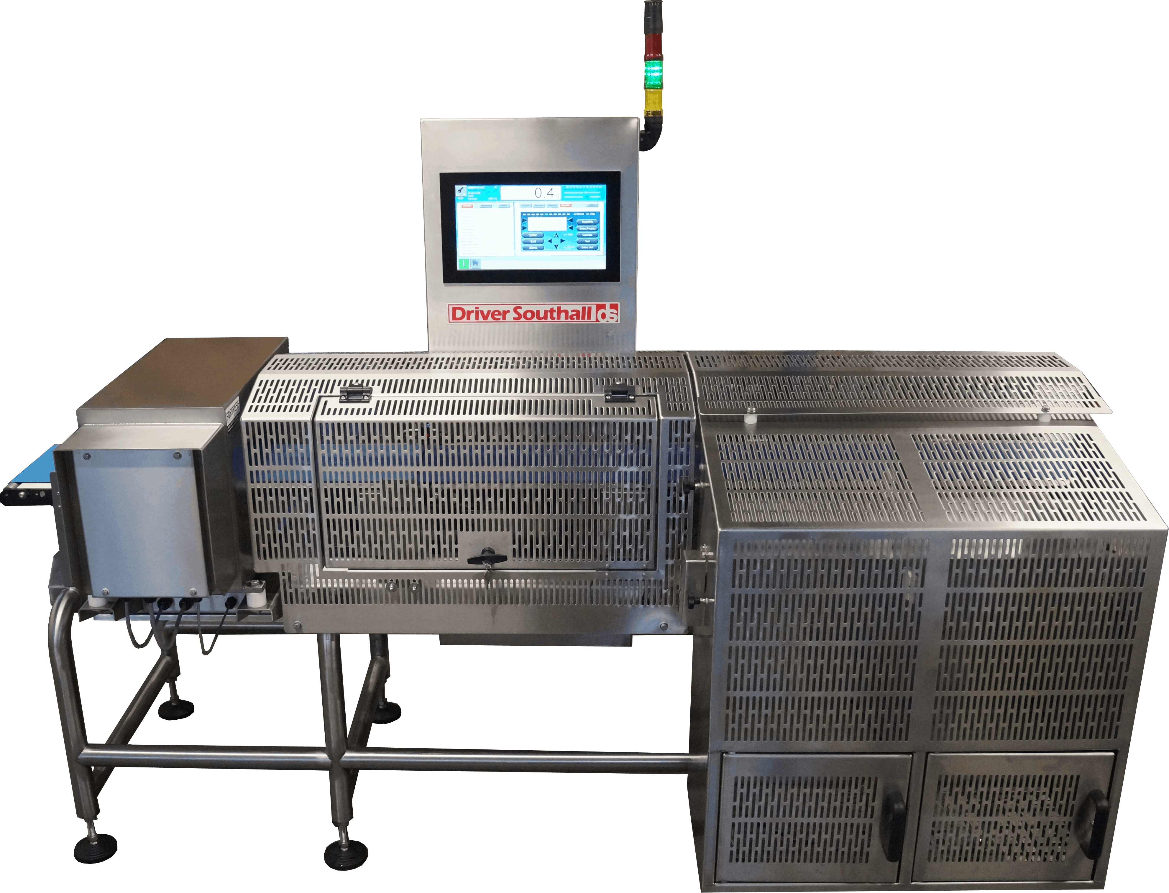 DS4 Checkweigher Combination System 2