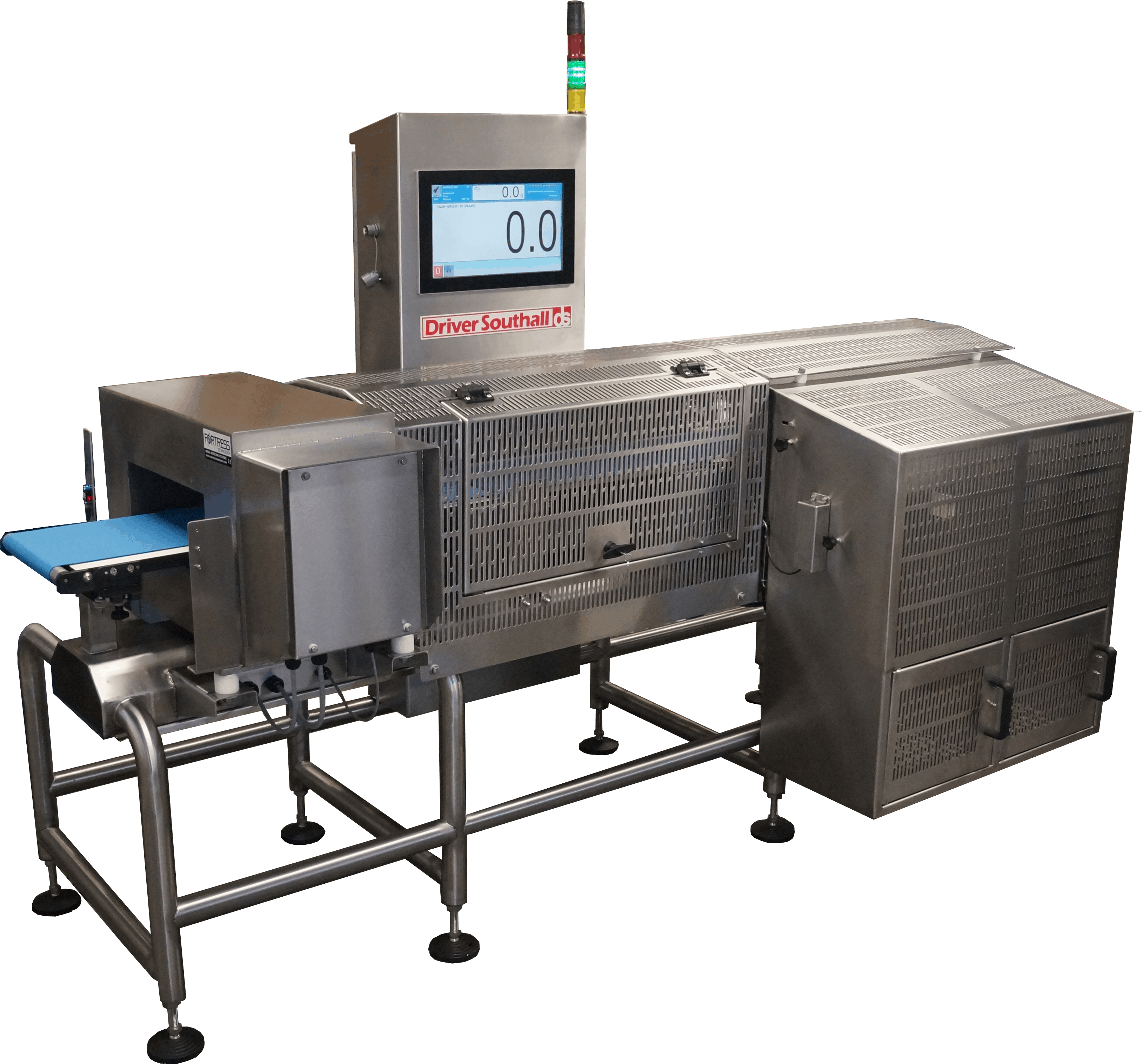 Checkweigher Metal Detector Combination System